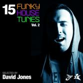15 Funky House Tunes V.2 / Selected by David Jones / 2012 Armada Music